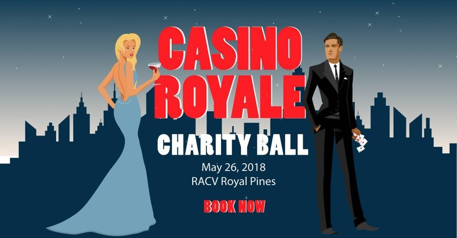 Gold Coast Fundraising Event Flyer Supporting Sick Kids